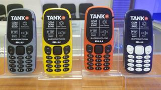 Celular Basico Blu Tank Jr