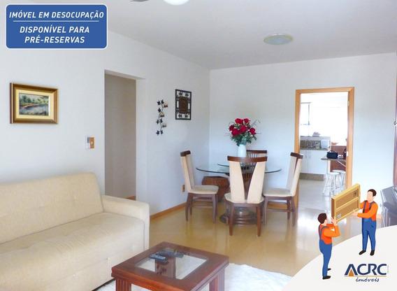 Acrc Imóveis - Apartamento Para Aluguel No Bairro Vila Nova, Com 03 Dormitórios Sendo 01 Suíte E 01 Vaga De Garagem - Ap02561 - 34049759