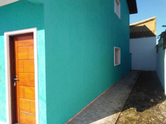 Sobrado Lado Praia C/ 3 Dormitórios Em Mongaguá - Ref 7770 E