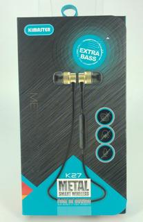 K27-fone De Ouvido Bluetooth Action