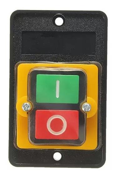 Chave Liga/desliga-interruptor Trifásico 10 Amp Prova D