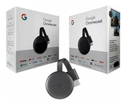 Tv Smart Player Google 3 Chromecast Hdmi (6m) Original