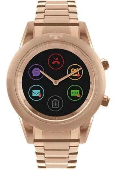 Smartwatch Technos Feminino Connect Duo Rosê P01ae/4p