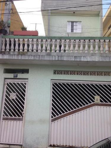 Ótima Casa Para Venda, 4 Dormitórios, No Pq Dos Camargos-barueri - Ca0152