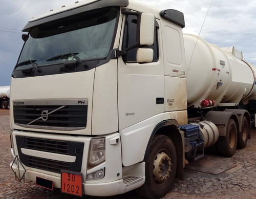 Volvo Fh 540 2014 6x4 I-shift