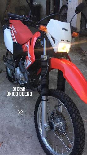 Honda Xr250  2019