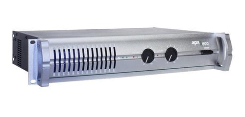 Potencia Amplificador 600w Ampro Tecshow Apxii-600