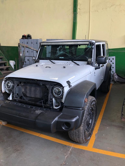Jeep Wrangler 2015 3.6 Unlimited Sport Aut. 4p