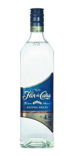 Ron Flor De Caña 4 Años Extra Seco 750ml. - Envíos