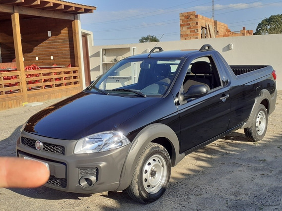 Fiat Strada 1.4 Hard Working Ce Flex 2p 2019