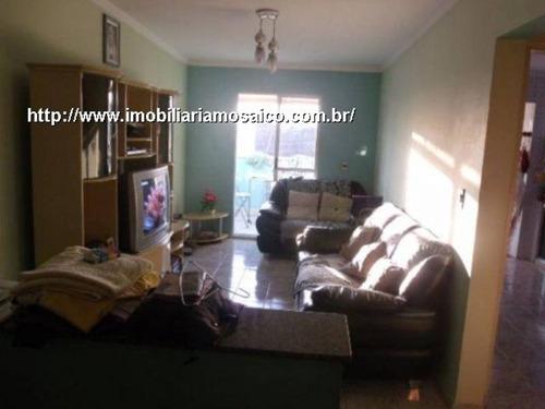 Imagem 1 de 14 de Sobrado Com 02 Dormitórios, 03 Vagas De Garagem No Jardim Pacaembu - 94429 - 4492068