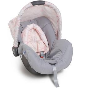 Bebê Conforto 1 Posição Piccolina Rosa Até 13kg - Galzerano