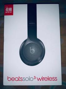 Fone Beats Original Solo 3 40 Horas De Autonomia De Bateria