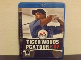 Ps3 Tiger Woods Pga Tour 07 - Completo - Aceito Trocas...