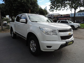 Chevrolet S10 2.5 Lt 4x4 Cd 16v Flex 4p Manual