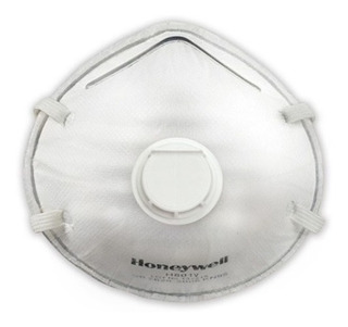 Mascarilla N95 Honeywell D801v Registros Isp Coronavirus