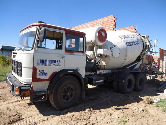 Vdo Fiat 619 N1 1975 Con Motohormigonero Indumix De 8m3 2005