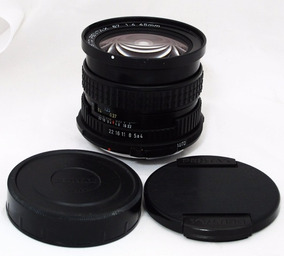 Lente Pentax 6x7 45mm F/4