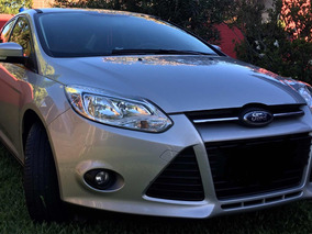 Ford Focus Iii 1.6 Sedan S 2014 (no Permuto)