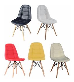 Cadeira Charles Eames Botonê - Várias Cores