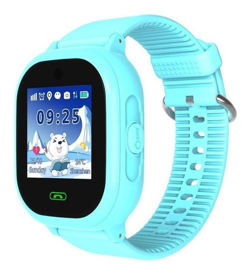 Gps Reloj Configurado Smartwatch Localizador Ctra Agua Niño