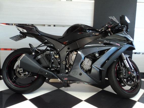 Kawasaki Ninja Zx10 R Cinza 2012