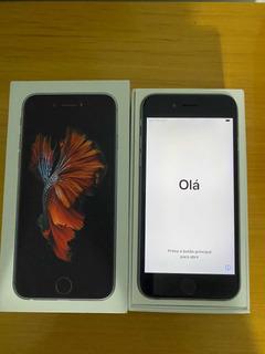 iPhone 6s 32gb Cinza Espacial Ios13