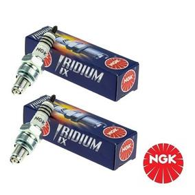 2 Velas Ignição Iridiumngk Bmw F 800 Gs 08-17 Dcp8eix