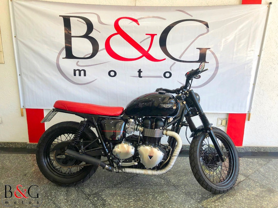 Bonneville T100 865cc - Customizada - 2015