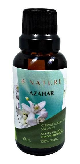 Aceite Esencial De Azahar 1 Litro 100% Puro Bnature