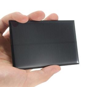 Módulo Solar 5v 1.25w Placa Fotovoltaica 240ma - Me