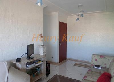 Apartamento Residencial Para Venda. Vila Nossa Senhora Das Vitórias, Mauá. - Codigo: Ap1065 - Ap1065