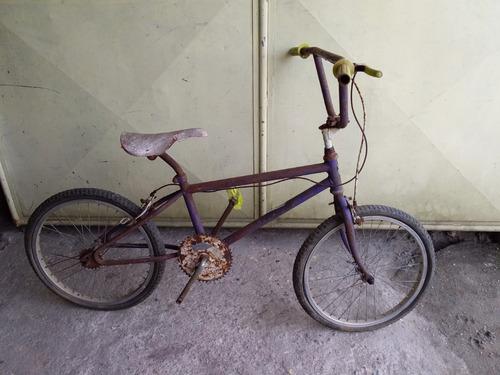 Antiga Bicicleta Caloi Cross Pro Neon (cod.2814)