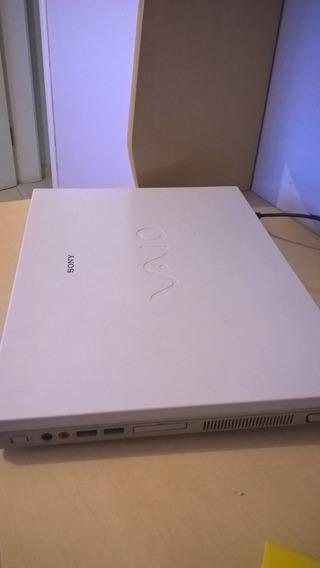 Note Book Sony Vaio Modelo Vgn-n250e Usado