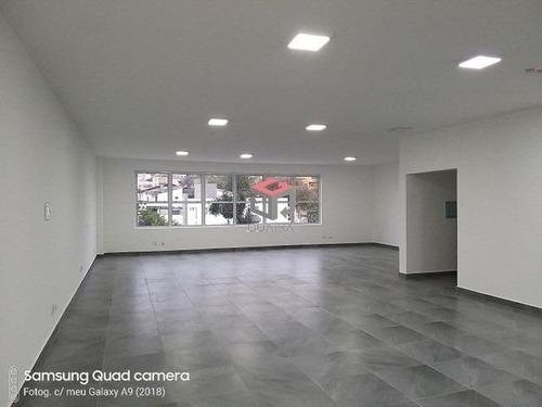 Imagem 1 de 5 de Salão Para Aluguel, 2 Vagas, Chácara Inglesa - São Bernardo Do Campo/sp - 90503