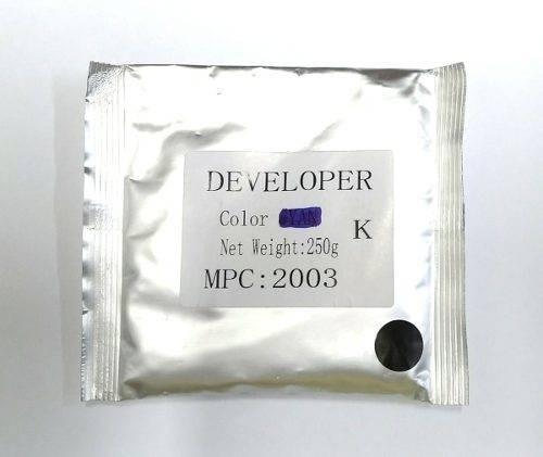 Revelador Compatível Com Ricoh Mpc  2050 2550 2051 2551 Cyan