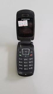 Celular Samsung C 276 Para Retirar Peças Os 2413