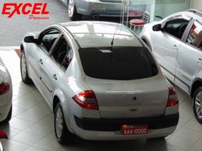 Renault Megane Sedan Expression 1.6 16v(hi-flex) 4p 20