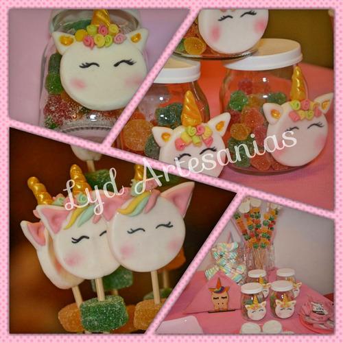 Pinches Golosineros En Porcelan Fria Para Candy Bar Por 10