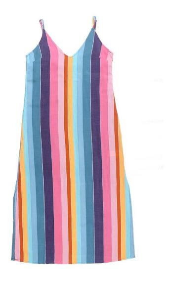 Vestido Rip Curl Maxi Dreams De Mujer 02450 Cmu