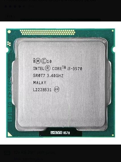 I5 3570 Processador 4 Núcleo