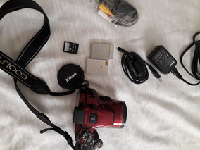 Camera Nikon Cool Pix P510 Semiprofissional, Zeradissima