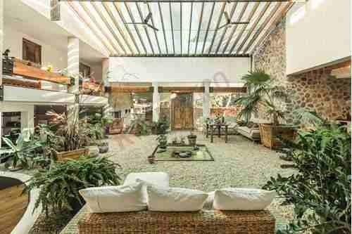 Casa En Venta En Jurica Campestre Queretaro Con Amplio Jardín