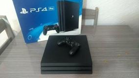 Playstation 4 Pro Semi Novo - Só Vendo Via Boleto Bancário