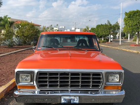 Ford F-100 Año 1977