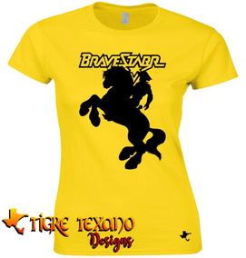 Playera Dibujos Animados Brave Star By Tigre Texano Design