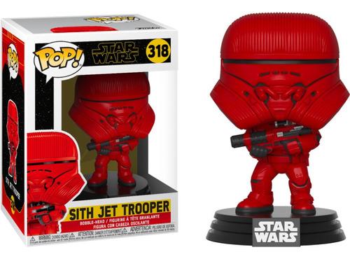 Funko Pop #318 - Sith Jet Trooper - Star Wars Episodio 9
