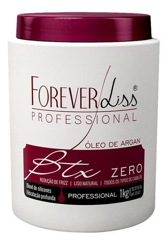 Forever Liss Btx Capilar Argan Oil Sem Formol 1kg
