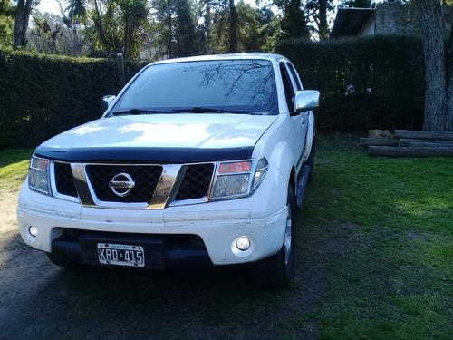 Imagen 1 de 15 de  Nissan Frontier 2.5 Le Cab Doble At 4x4