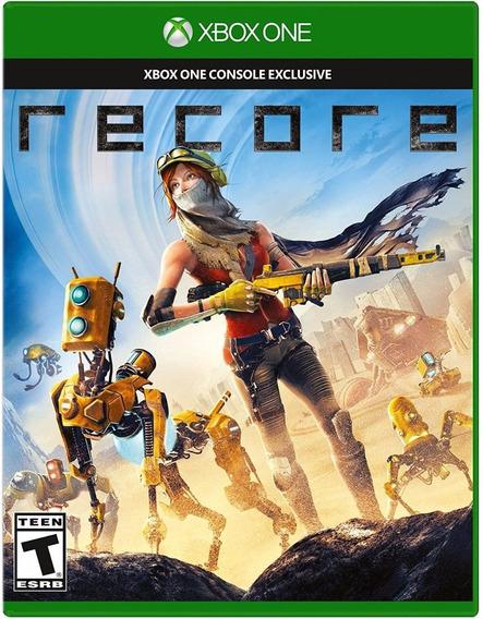 Game Xbox One Recore - Original - Novo - Lacrado